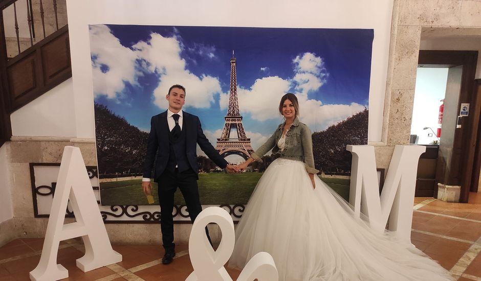La boda de Alvaro y Miriam en Ocaña, Toledo