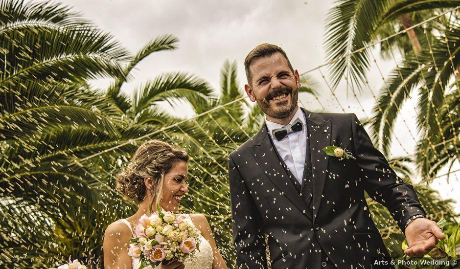 La boda de Antonio y Cristina en Alzira, Valencia