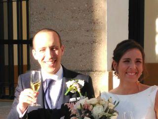 La boda de María  y Fran