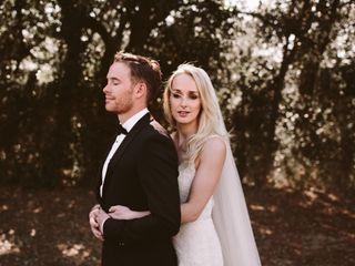 La boda de Jenny y Cathal
