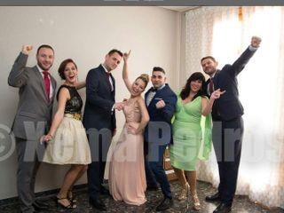 La boda de Paula  y Javi 3