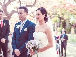 La boda de Eliana y Javi