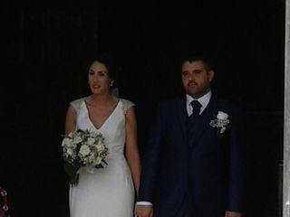 La boda de Vanesa y José David