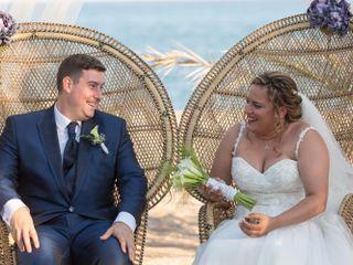 La boda de Ivan y Sara
