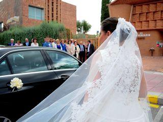 La boda de Esther y Javi 2