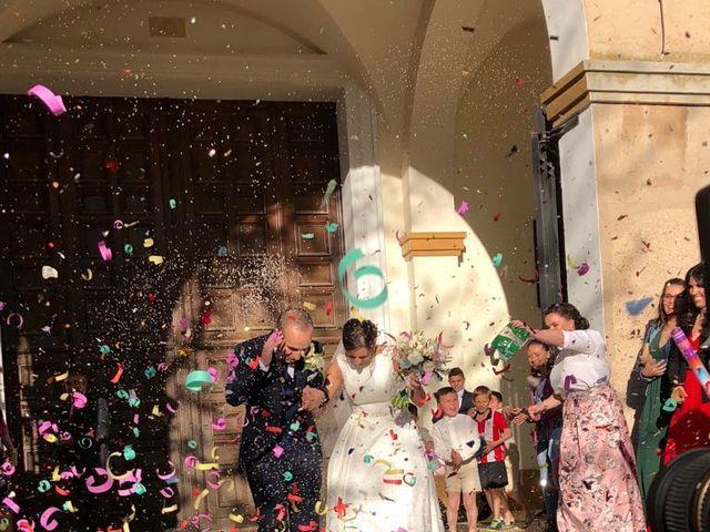 La boda de Fran y María  en Campo De Criptana, Ciudad Real 2