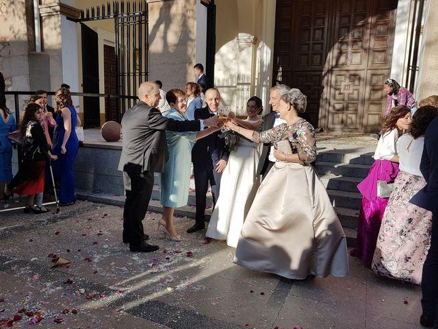 La boda de Fran y María  en Campo De Criptana, Ciudad Real 7