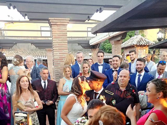 La boda de Antonio y Sophie en Alhaurin El Grande, Málaga 3