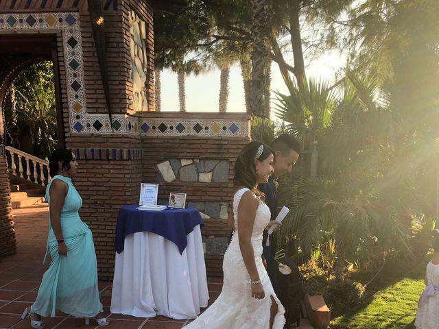 La boda de Antonio y Sophie en Alhaurin El Grande, Málaga 4