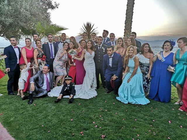 La boda de Antonio y Sophie en Alhaurin El Grande, Málaga 5