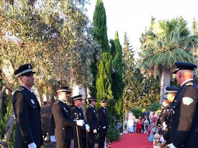La boda de Antonio y Sophie en Alhaurin El Grande, Málaga 7