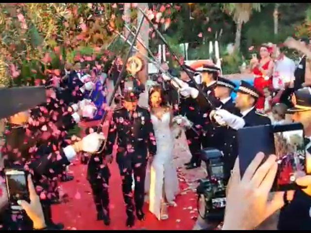 La boda de Antonio y Sophie en Alhaurin El Grande, Málaga 2