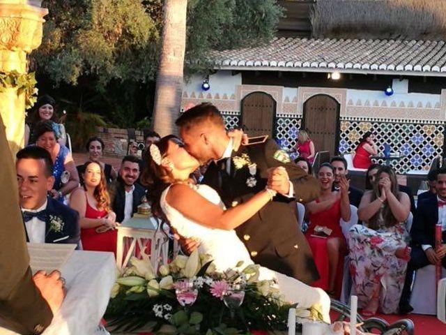 La boda de Antonio y Sophie en Alhaurin El Grande, Málaga 1