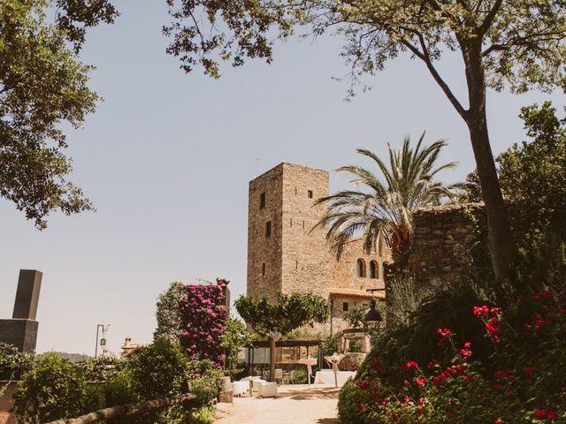 La boda de Cathal y Jenny en La Bisbal d'Empordà, Girona 3