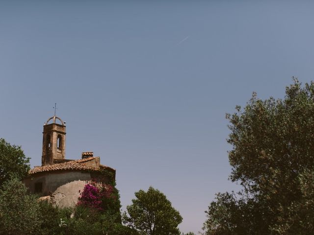 La boda de Cathal y Jenny en La Bisbal d'Empordà, Girona 10