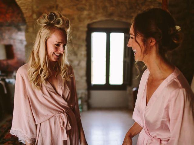 La boda de Cathal y Jenny en La Bisbal d'Empordà, Girona 23
