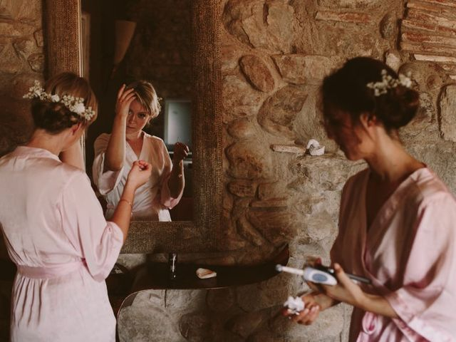 La boda de Cathal y Jenny en La Bisbal d'Empordà, Girona 29