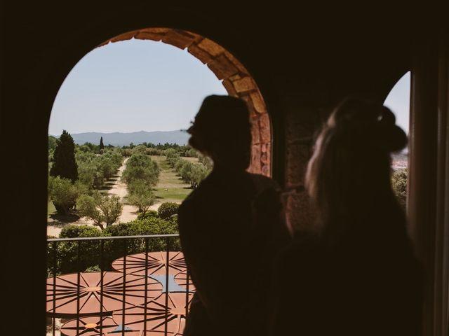 La boda de Cathal y Jenny en La Bisbal d'Empordà, Girona 46