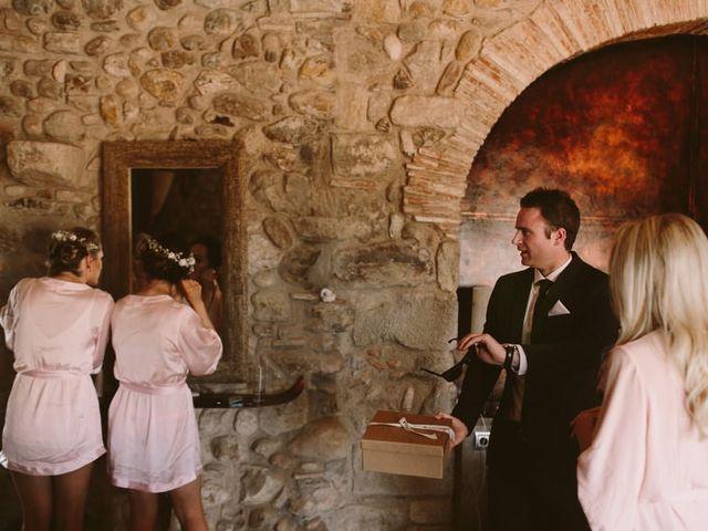 La boda de Cathal y Jenny en La Bisbal d'Empordà, Girona 97