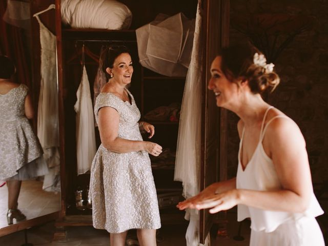 La boda de Cathal y Jenny en La Bisbal d'Empordà, Girona 104