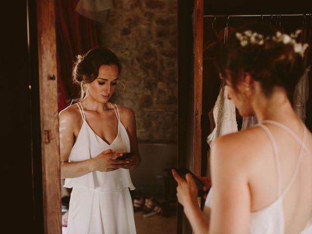 La boda de Cathal y Jenny en La Bisbal d'Empordà, Girona 105