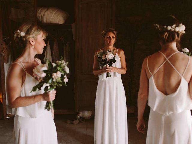 La boda de Cathal y Jenny en La Bisbal d'Empordà, Girona 108