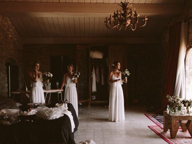 La boda de Cathal y Jenny en La Bisbal d'Empordà, Girona 110