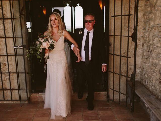 La boda de Cathal y Jenny en La Bisbal d'Empordà, Girona 122