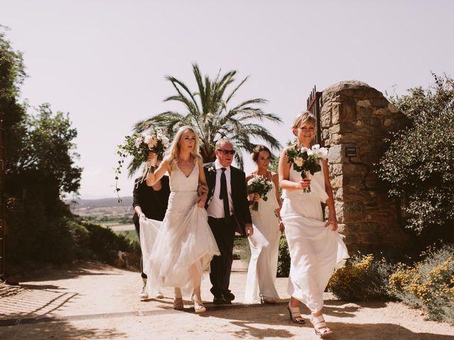 La boda de Cathal y Jenny en La Bisbal d'Empordà, Girona 124