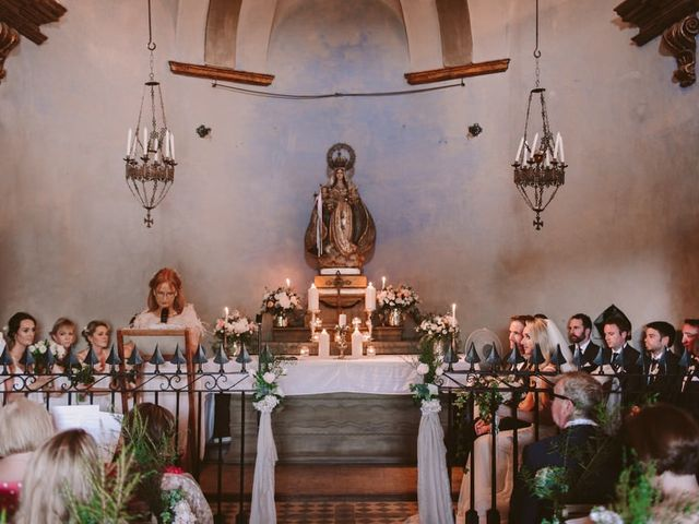 La boda de Cathal y Jenny en La Bisbal d'Empordà, Girona 128