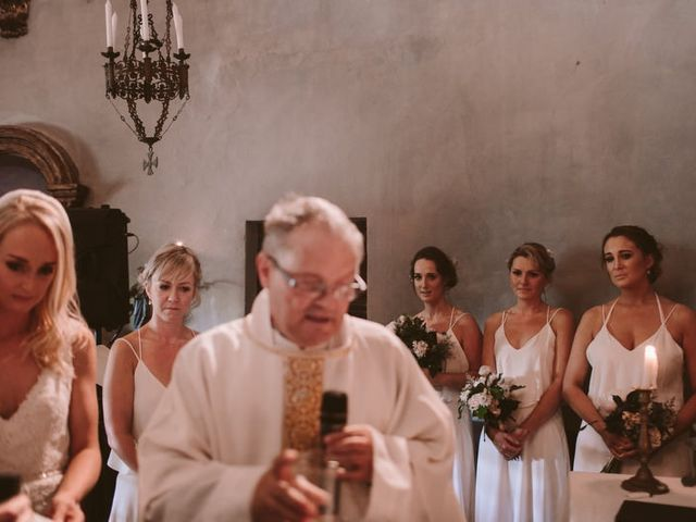 La boda de Cathal y Jenny en La Bisbal d'Empordà, Girona 134