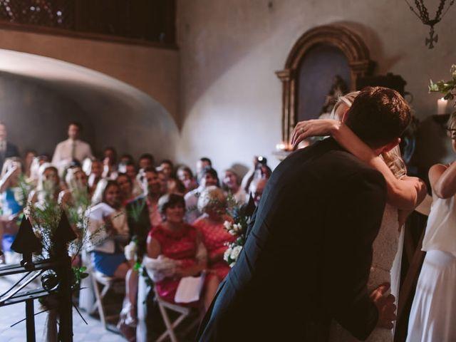 La boda de Cathal y Jenny en La Bisbal d'Empordà, Girona 136