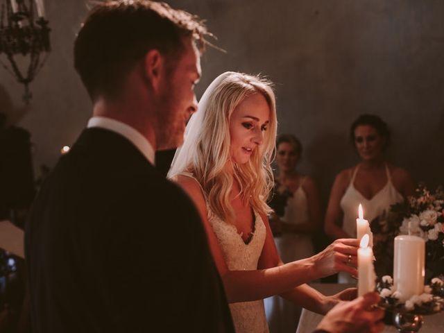 La boda de Cathal y Jenny en La Bisbal d'Empordà, Girona 137