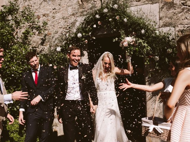 La boda de Cathal y Jenny en La Bisbal d'Empordà, Girona 151