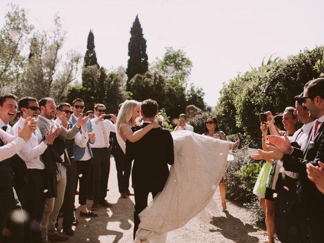 La boda de Cathal y Jenny en La Bisbal d'Empordà, Girona 152