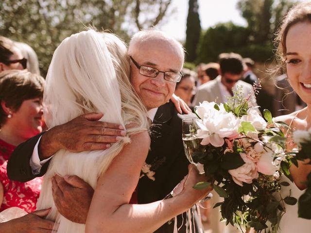 La boda de Cathal y Jenny en La Bisbal d'Empordà, Girona 157