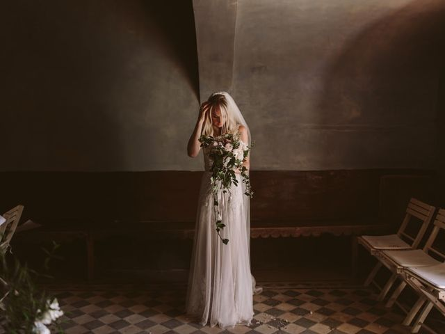 La boda de Cathal y Jenny en La Bisbal d'Empordà, Girona 158