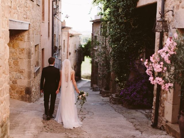 La boda de Cathal y Jenny en La Bisbal d'Empordà, Girona 181