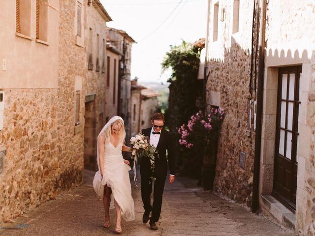 La boda de Cathal y Jenny en La Bisbal d'Empordà, Girona 182