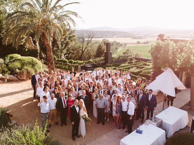 La boda de Cathal y Jenny en La Bisbal d'Empordà, Girona 186
