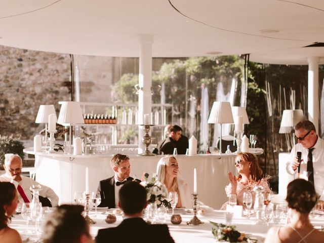 La boda de Cathal y Jenny en La Bisbal d'Empordà, Girona 194