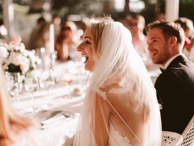 La boda de Cathal y Jenny en La Bisbal d'Empordà, Girona 196