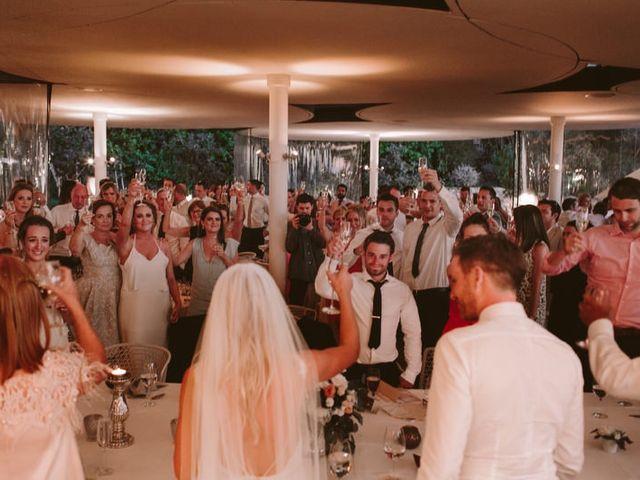 La boda de Cathal y Jenny en La Bisbal d'Empordà, Girona 204
