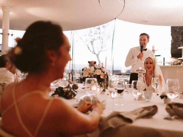 La boda de Cathal y Jenny en La Bisbal d'Empordà, Girona 209