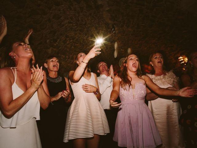 La boda de Cathal y Jenny en La Bisbal d'Empordà, Girona 221