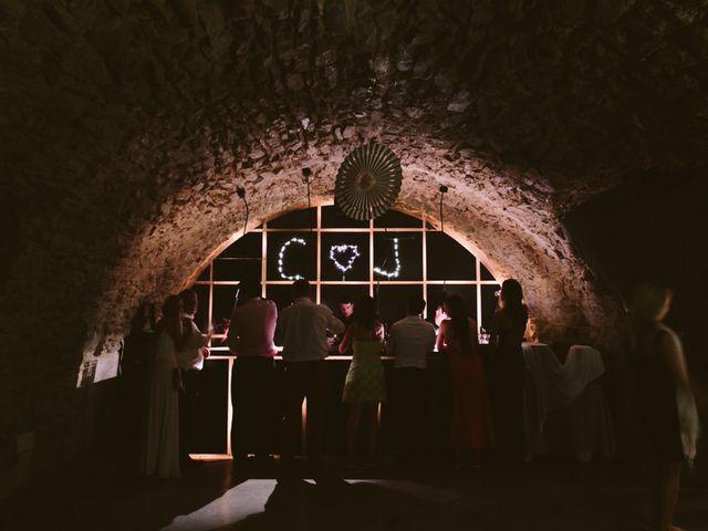 La boda de Cathal y Jenny en La Bisbal d'Empordà, Girona 229