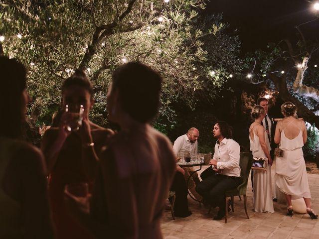 La boda de Cathal y Jenny en La Bisbal d'Empordà, Girona 232