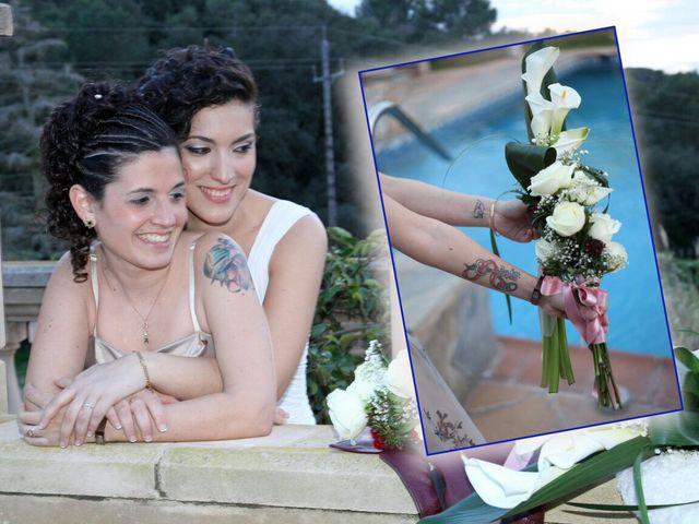 La boda de Rosa María   y Jessica  en Sabadell, Barcelona 2