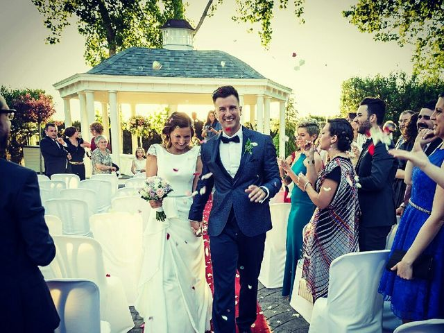 La boda de Alex y Laura en El Puig, Valencia 1