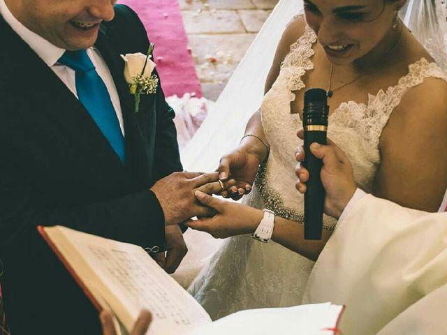 La boda de Jose luis y Laura en Trandeiras (Xinzo De Limia), Orense 1